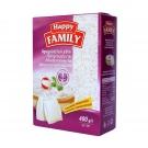 """""""Happy Family"""" boil-in-bag rice, rice in a box"""